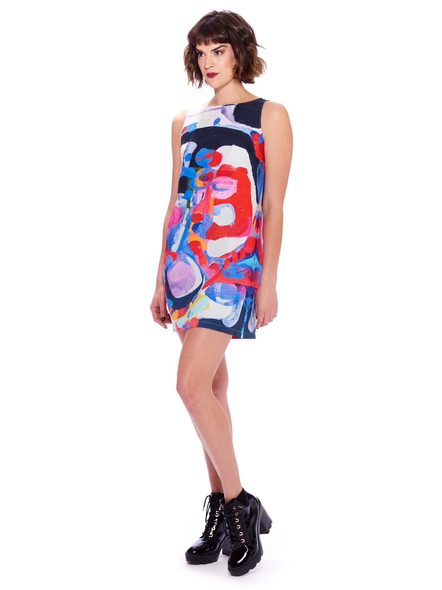 Try Me Shift Dress - Nuvango Gallery & Goods - 1