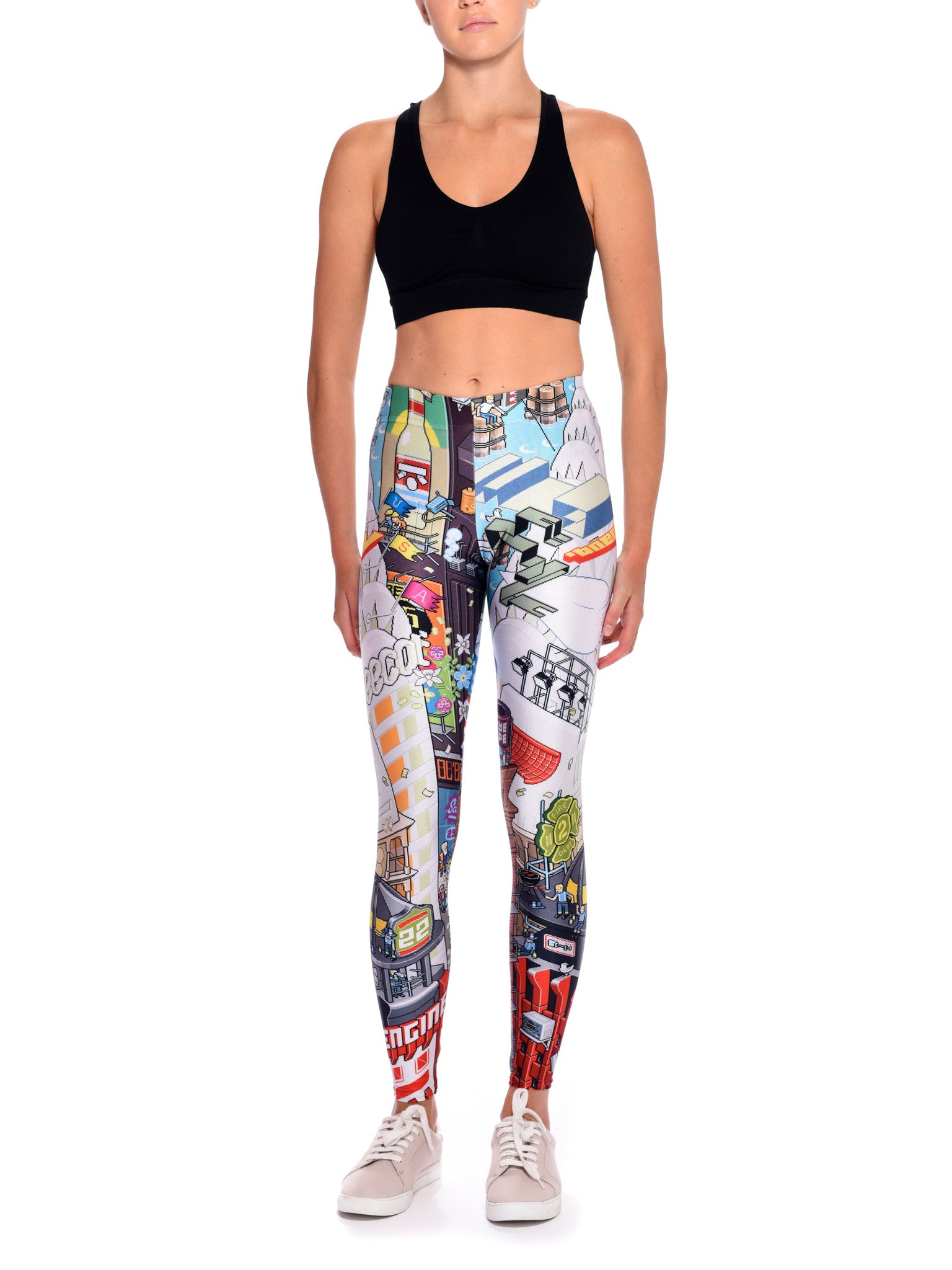 NYC Queen West Leggings - Nuvango Gallery & Goods - 1