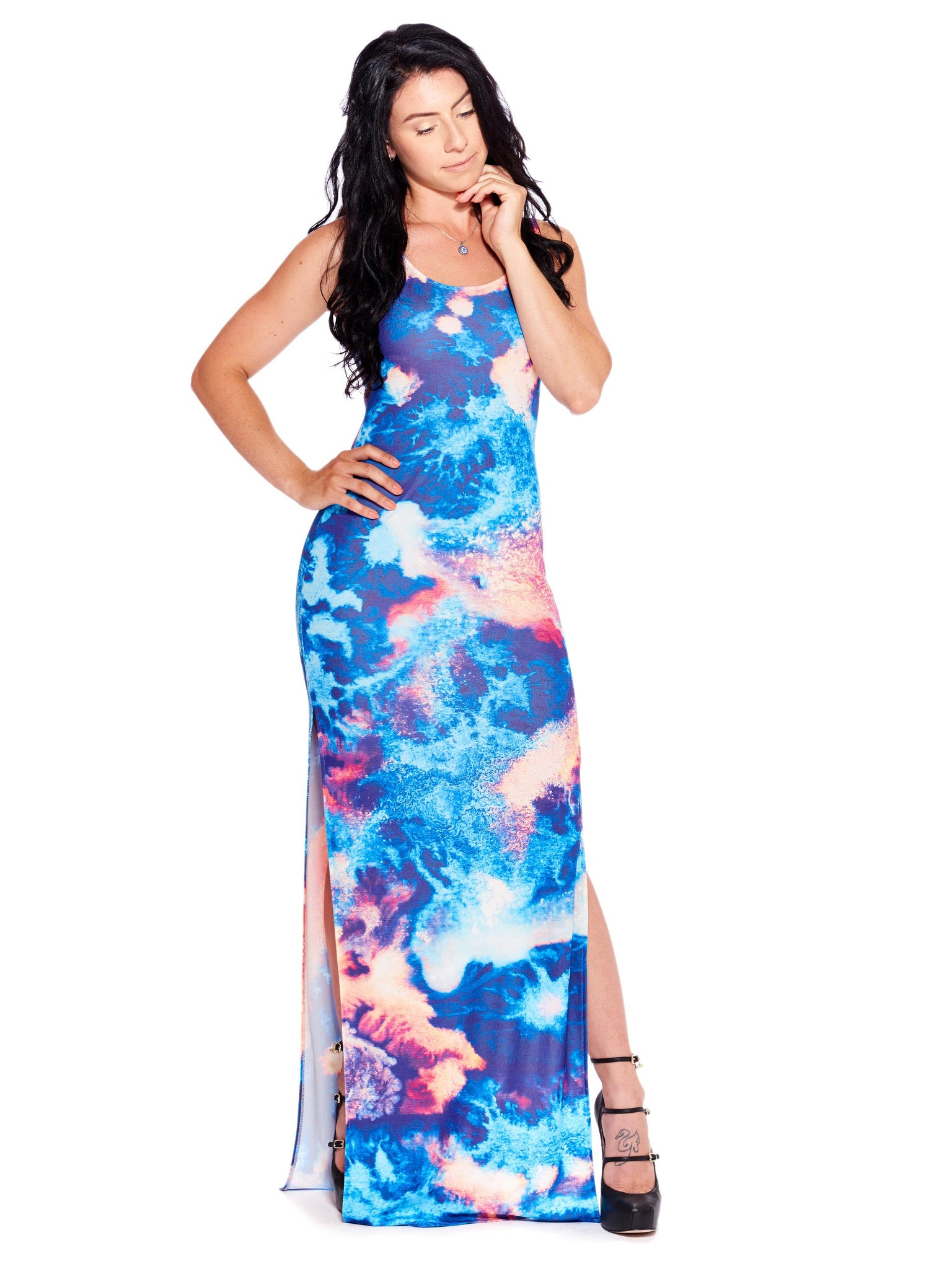 Magical Maxi Dress - Nuvango Gallery & Goods - 4