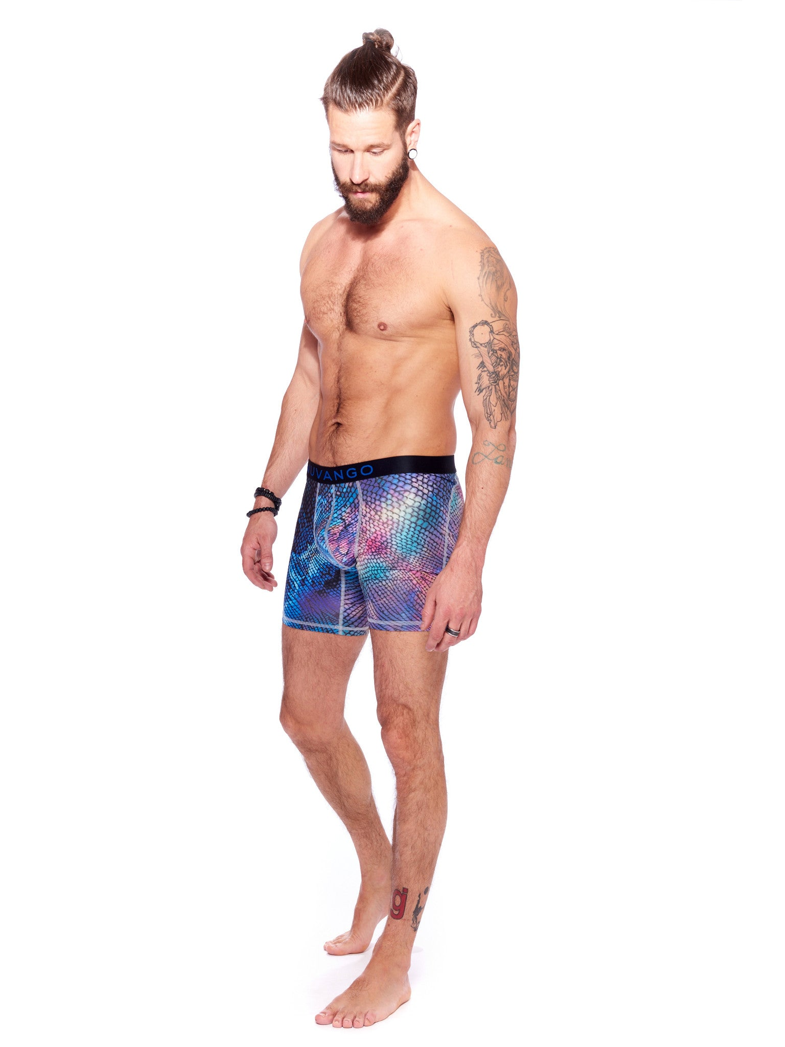 Iridescent Boxer Briefs - Nuvango Gallery & Goods - 1
