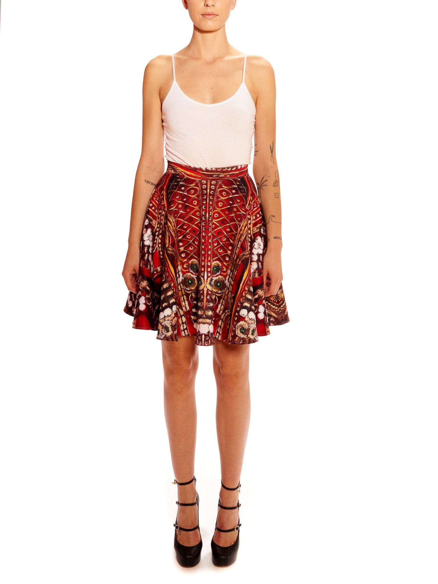 Matador Scuba Circle Skirt - Nuvango Gallery & Goods - 1