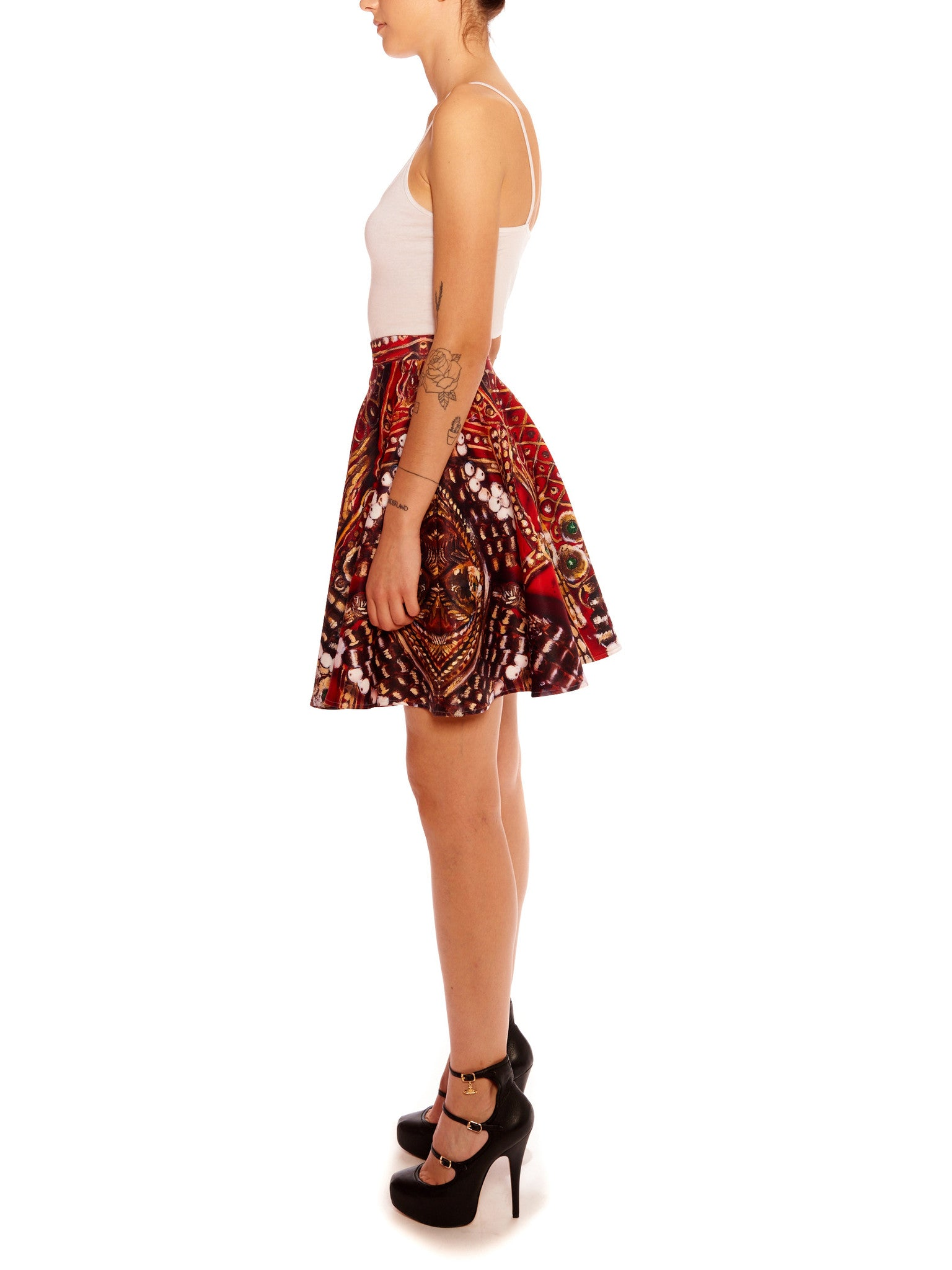 Matador Scuba Circle Skirt - Nuvango Gallery & Goods - 4