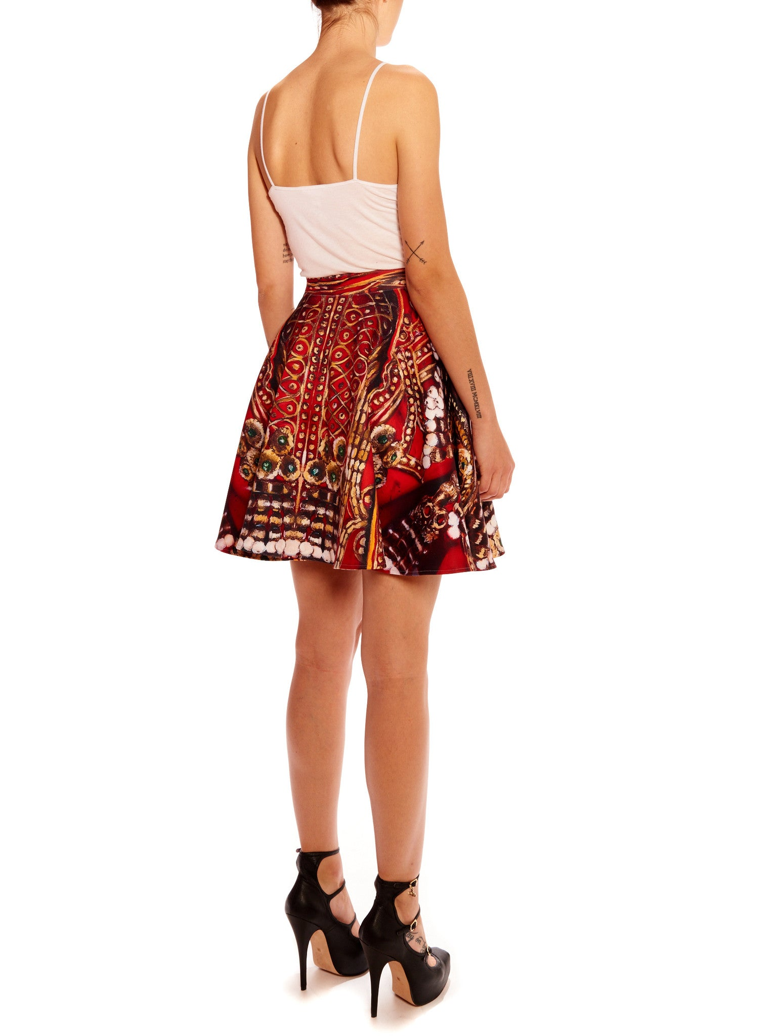 Matador Scuba Circle Skirt - Nuvango Gallery & Goods - 3