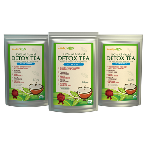 Colon Cleanse Detox Tea