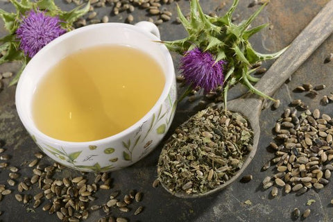 Milk Thistle Dosage for Liver Cleanse, Image taken using Yandex.com