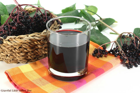 Elderberry Juice Dosage, Image taken using Yandex.com