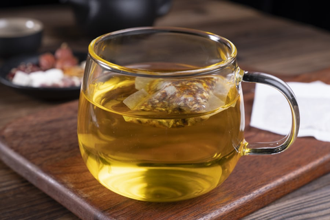 What is the best herbal tea for nausea during pregnancy?