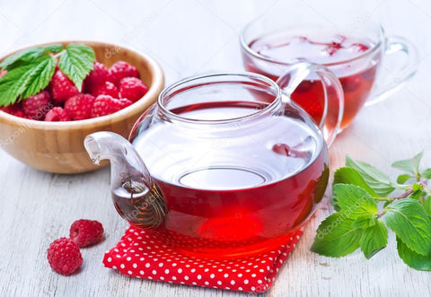 Raspberry Lead Tea using Yandex Images