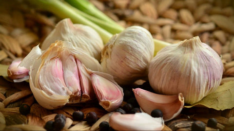 Garlic as Detox, Image taken using Yandex.com