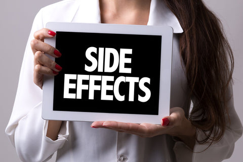 Side effects and contradiction of milk thistle tea