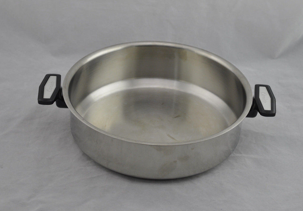 "Carico Nutri-Tech 5 Ply Alcore 11"" Stainless Steel Pan 304 SS"