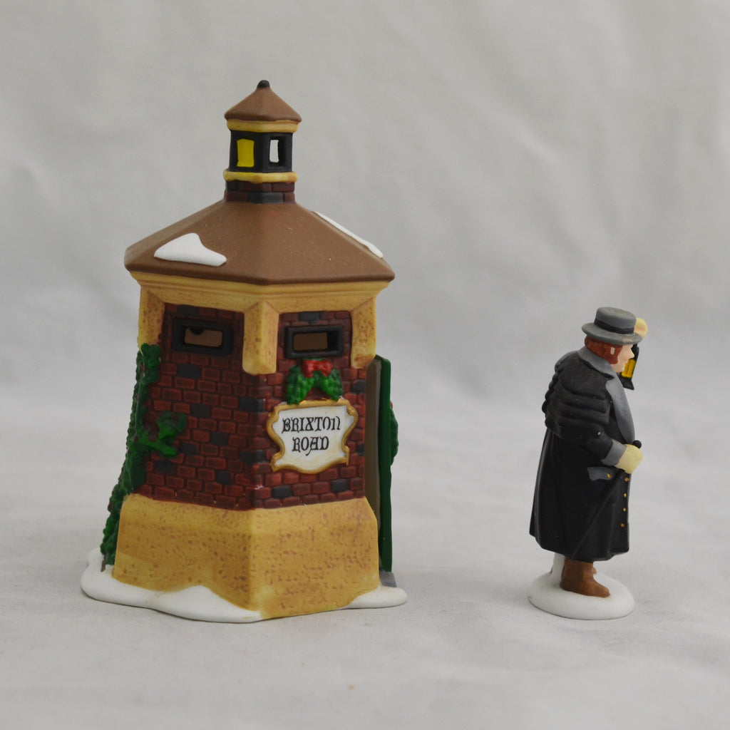Heritage Village Collection Brixton Road Watchman 5839-0 Porcelain Figures