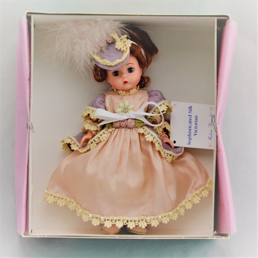 Madame Alexander 26730 Sophisticated Silk Doll New in Box