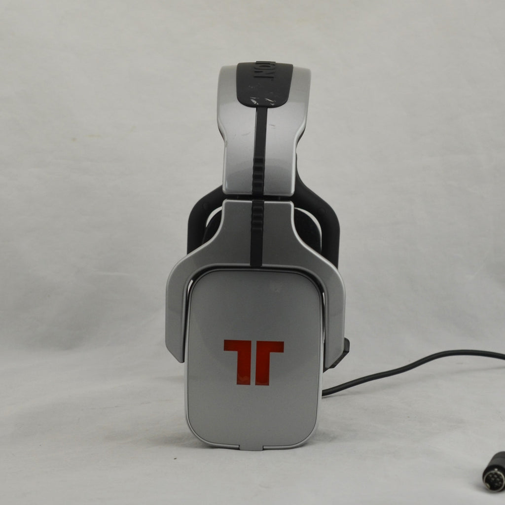 Tritton AX PRO+ 5.1 Microphone Silver Headset and Decoder Box