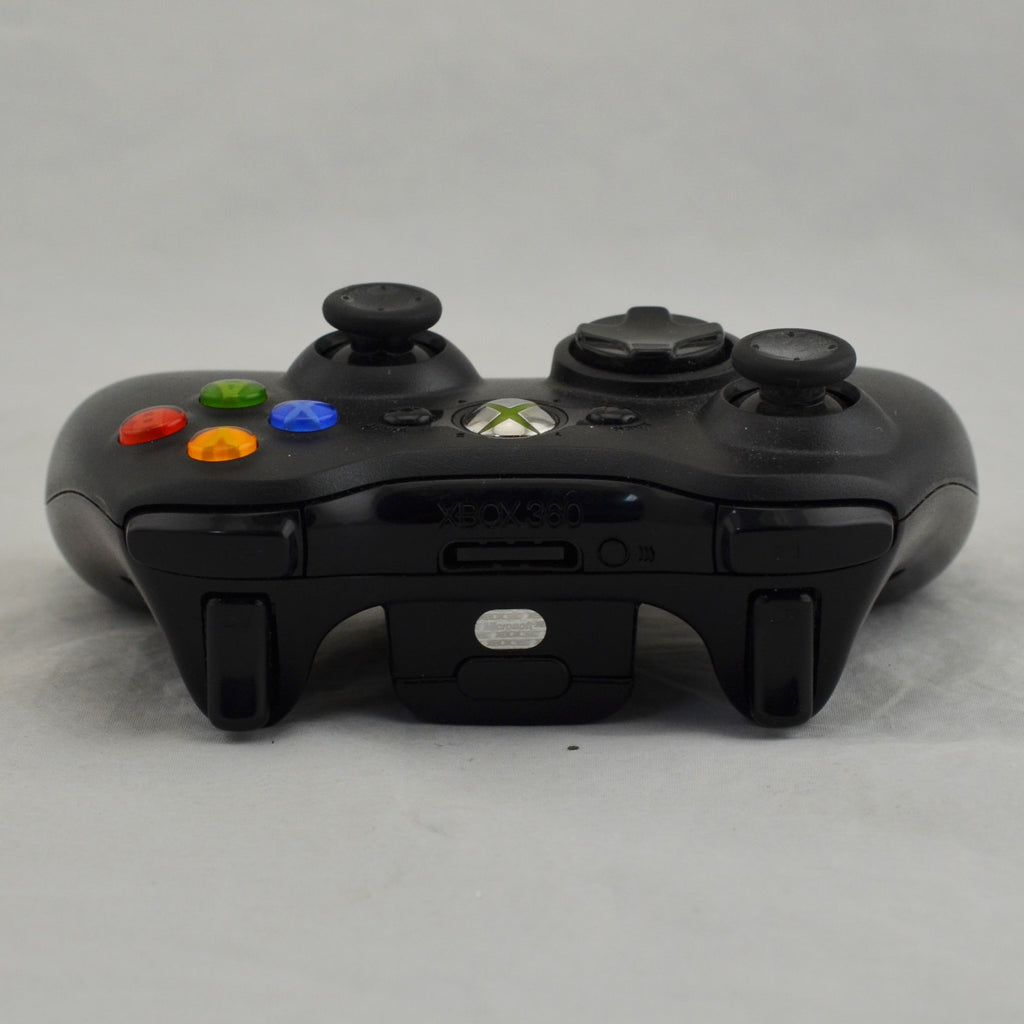 Refurbished Matte Black XBox 360 Model 1439 with Controller