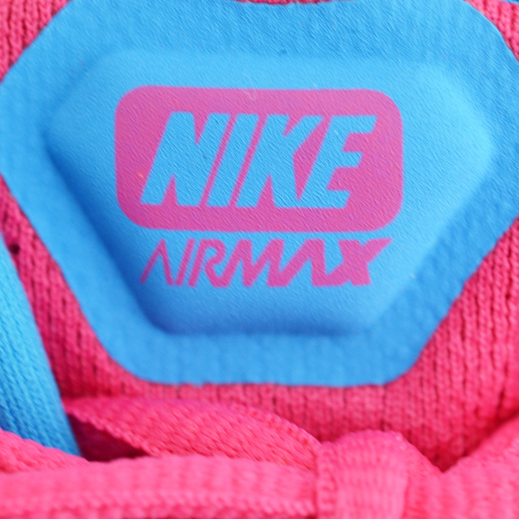 Nike Air Max 2015 Pink Yellow Blue Running Sneakers Sz 6.5 698902-601
