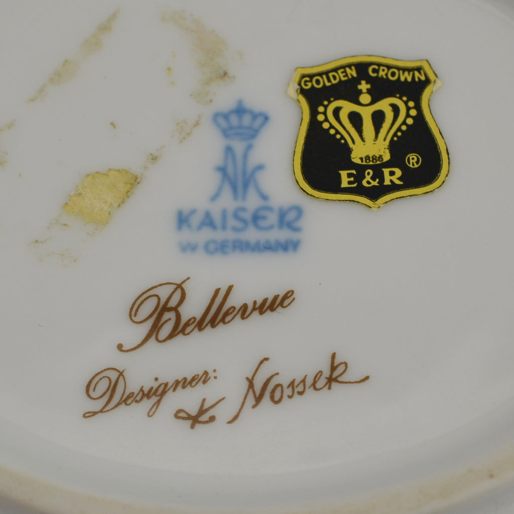 Kaiser W Germany Bellevue Candy Tray