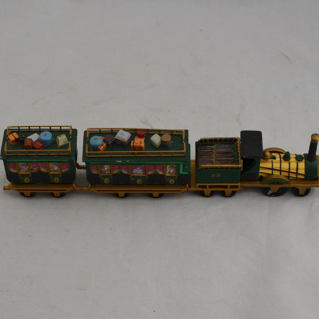 Heritage Village Collection The Flying Scot Train 5573-5 Porcelain Figure