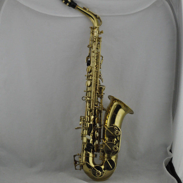 Authentic P. Mauriat le Bravo 393 Series Alto Saxophone with Case