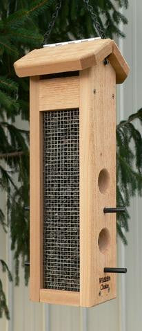 Sunflower Bird Feeder w/ Perches