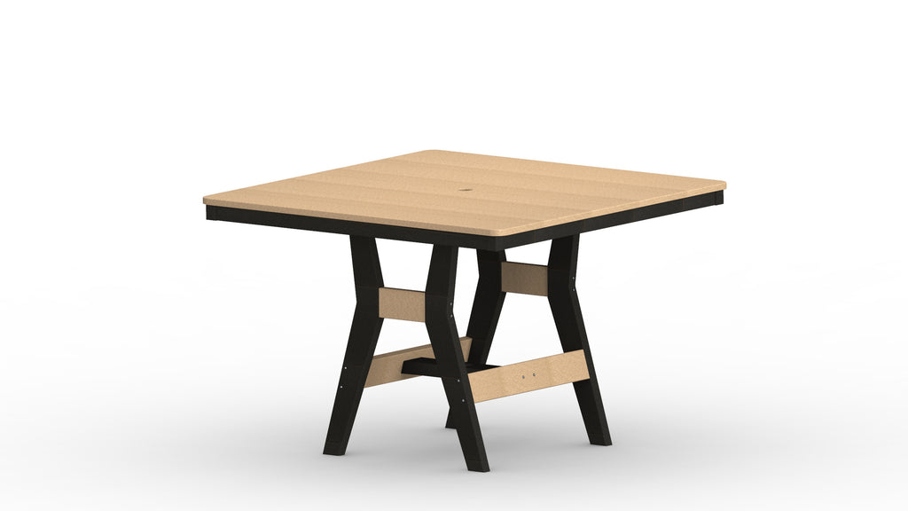 "Harbor 44"" Square Table"