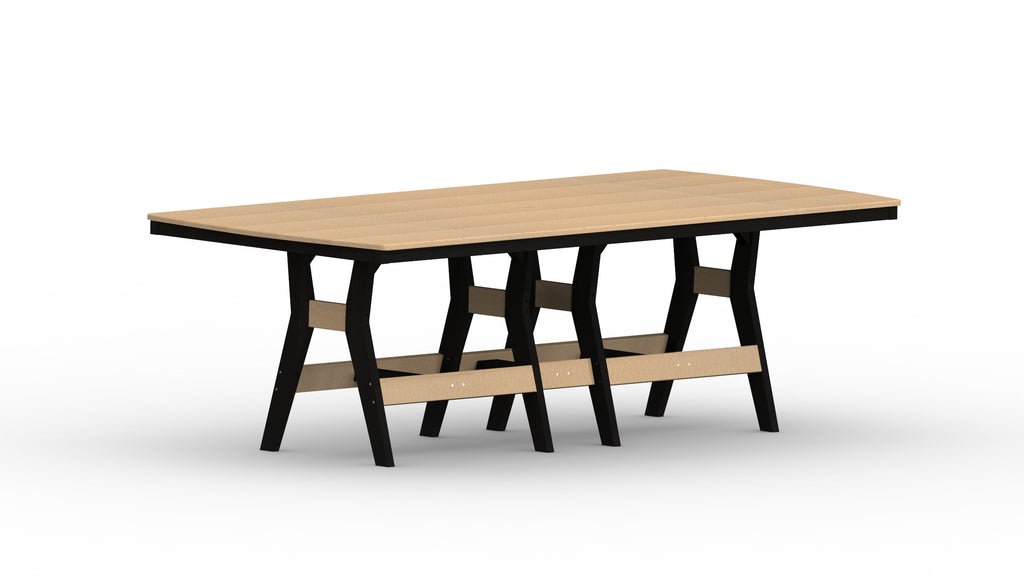 "Harbor 44"" x 96"" Rectangular Table"