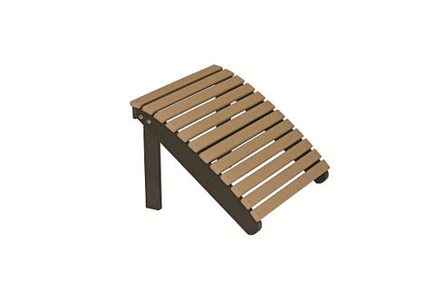 Outdoor Adirondack Footstool-Berlin Gardens