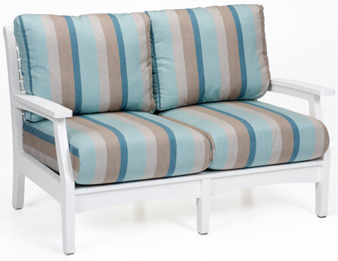 Classic Terrace Loveseat - Berlin Gardens - Poly - Outdoor/Patio Furniture