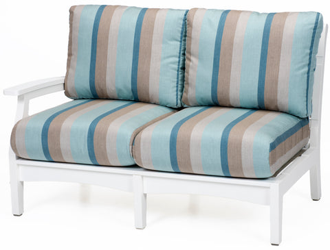 Classic Terrace Sectional Right Arm Loveseat