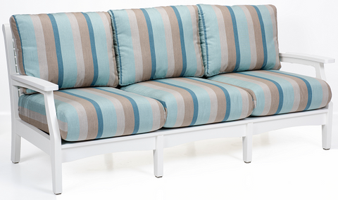 Classic Terrace Sofa-Berlin Gardens-Poly-Patio Furniture-Amish
