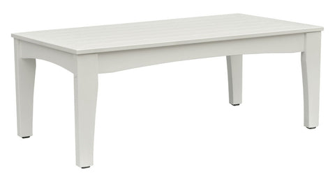 Classic Terrace Coffee Table-Berlin Gardens-Poly-Patio Furniture-Amish