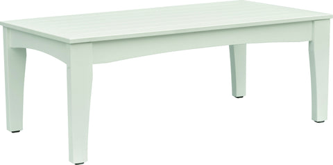 Classic Terrace Coffee Table - Berlin Gardens - Poly - Outdoor/Patio Furniture