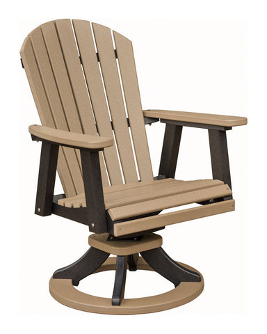 Comfo-Back Swivel Rocker Dining Chair-Berlin-Gardens-Outdoor-Furniture-Amish