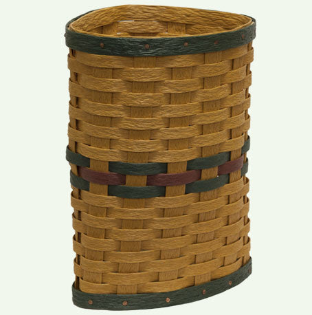 Corner Umbrella Basket - Krasco Baskets