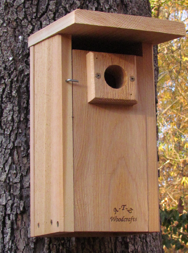 Downy Woodpecker Nestbox