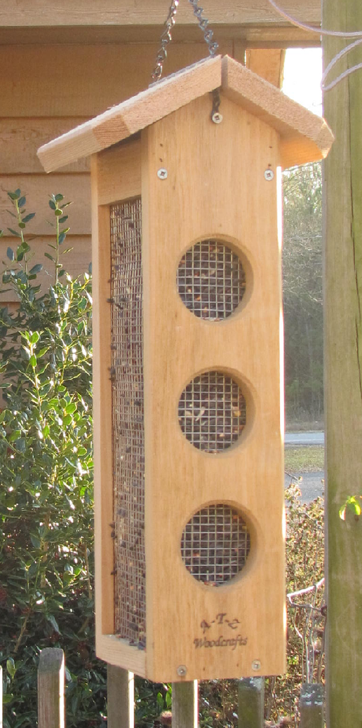 Large Sunflower/Peanut Feeder
