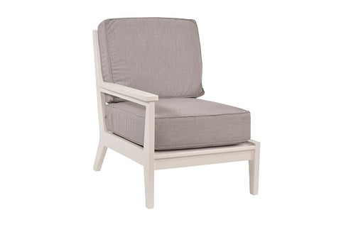 Berlin Gardens Right Arm Club Chair