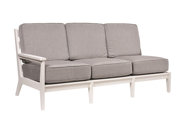 Berlin Gardens Mayhew Outdoor Right Arm Sofa for Outdoor Sectional