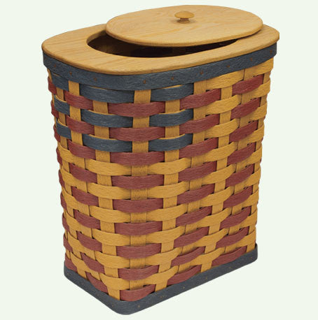 Rectangle Hamper with Lid