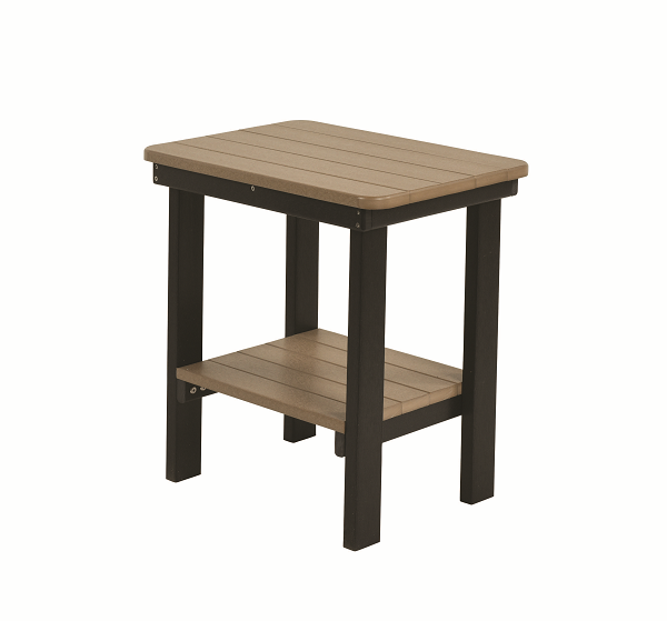 Rectangular Outdoor End Table-Berlin Gardens