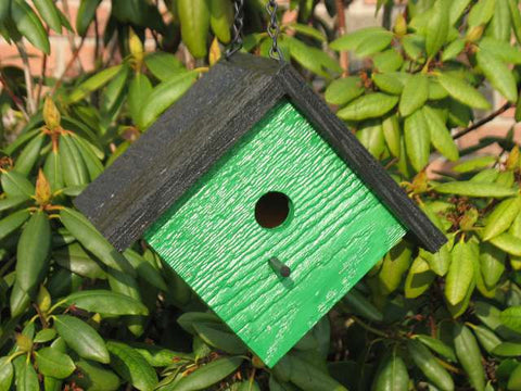 Shapz Birdhouse - Diamond-Birdhouse
