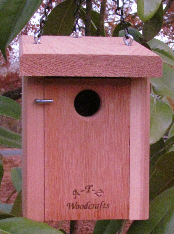 Hanging Wren Nestbox