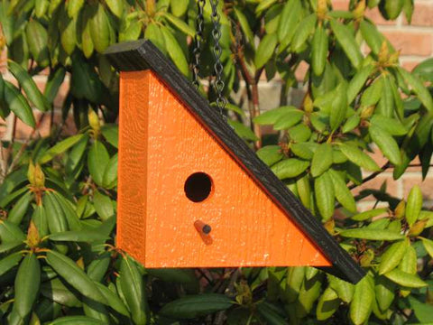 Shapz Birdhouse - Right Angle-Birdhouse