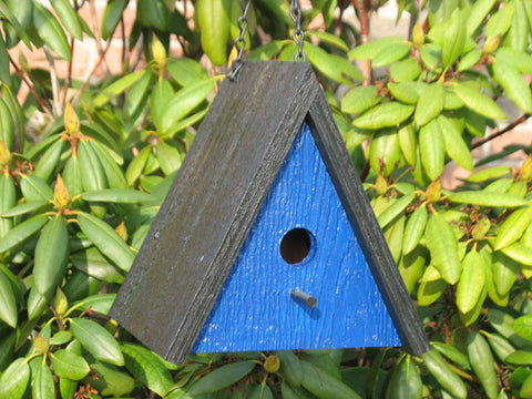 Shapz Birdhouse - Triangle-Birdhouse