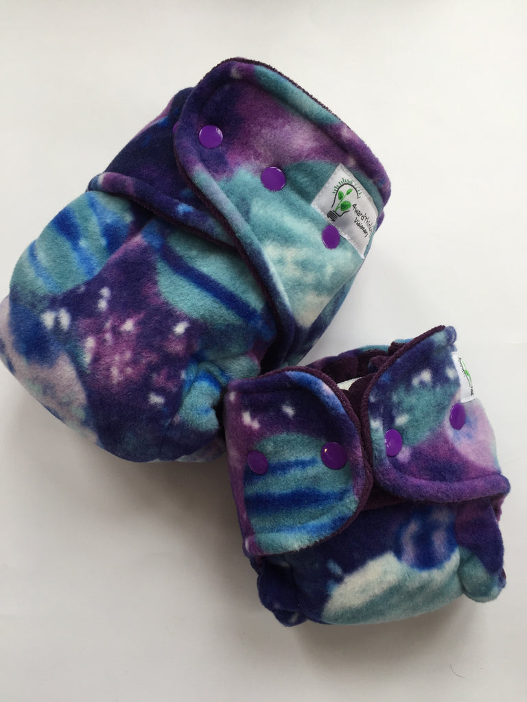 EXTENDED WEAR- Planets with purple cv- turned