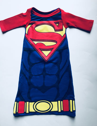 Newborn Sleeper Sack (Superman)