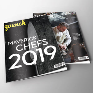 1 Year of Quench (50% OFF) Fall 2019