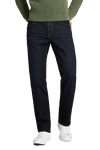 Product Shot of Denim and Soul's Avery ML Modern Straight Jean District; Front