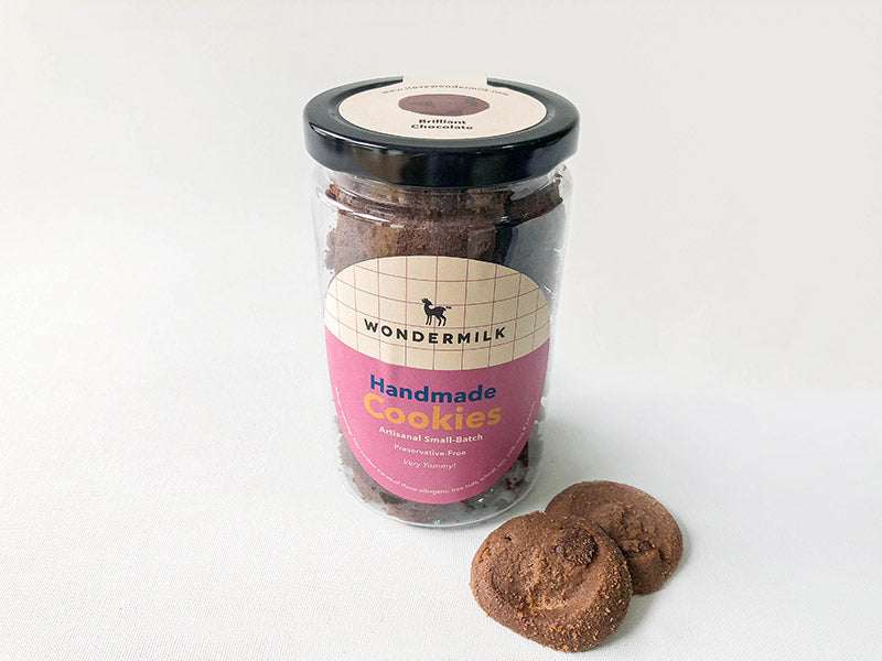 Brilliant Chocolate - 5 Jars