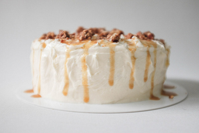 Carrot Cream Cheese Cake